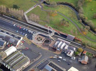 Ballymoney Railway Bridge 6