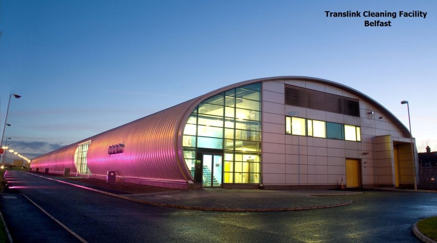 Translink Maintenance Facility