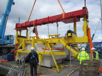 Anchor Lifting Beam Orkney 1