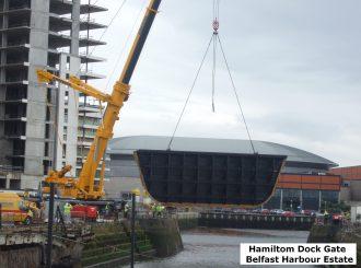 C353 Hamilton Dock Gate Main Photo