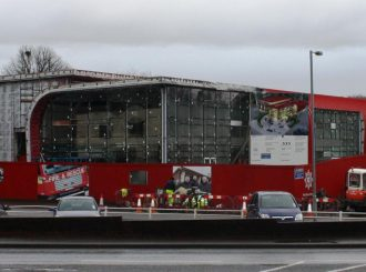 Omagh Fire Station 10