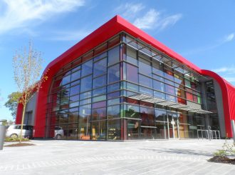 Omagh Fire Station 25