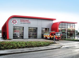 Omagh Fire Station 26