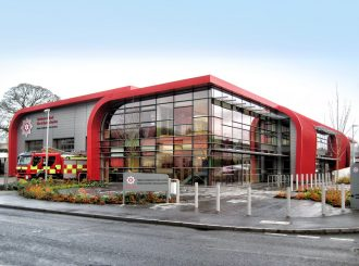 Omagh Fire Station 27