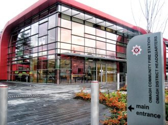 Omagh Fire Station 28