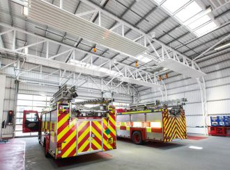 Omagh Fire Station 4