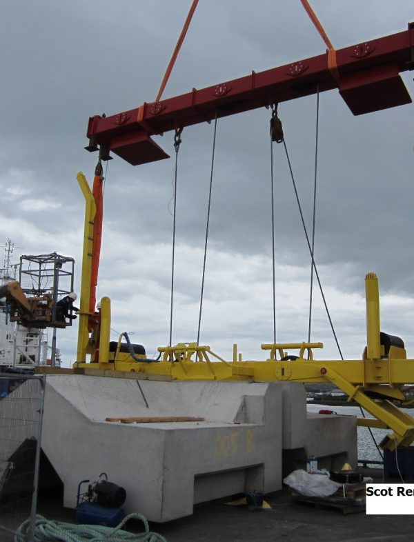 Anchor Lifting Beam